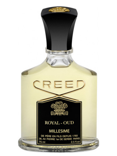 Creed Royal Oud sample